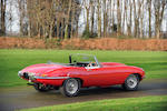 1965 ex-Elton John Jaguar E-Type Series I Roadster