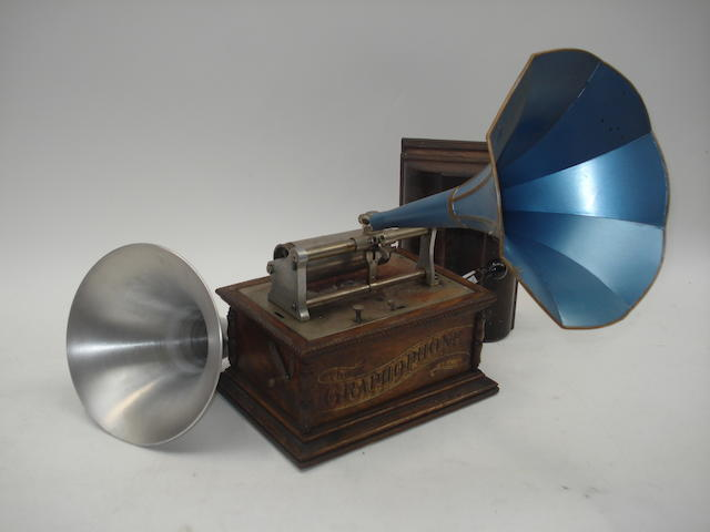 A Columbia Graphophone, Type AA,