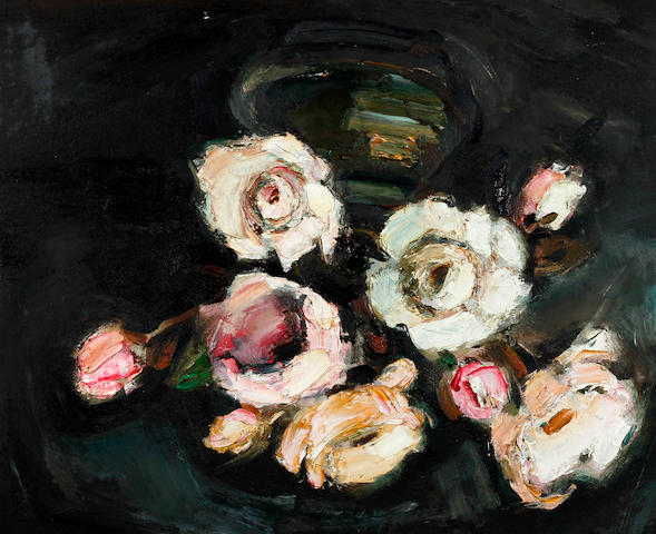 Theodore Major (British, 1908-1999) 'Roses'