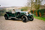 The Ex-Maharajah of Bhavnagar,1929 Bentley 4½-Litre Four-Seat Tourer  Chassis no. NX 3452 Engine no. NX 3454