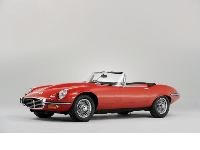 c.1974 Jaguar E-Type Series 3 V12 Roadster