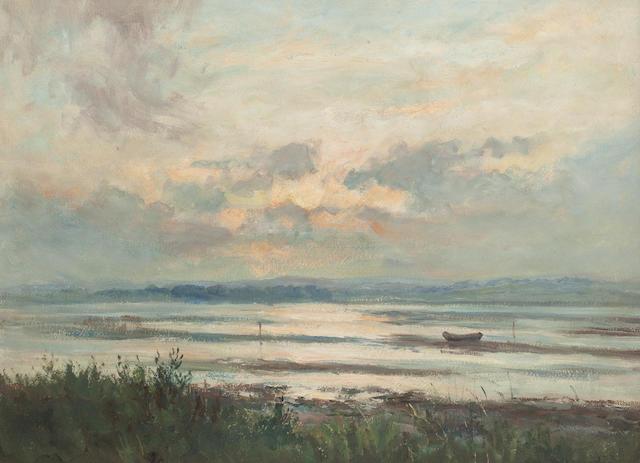 John Falconar Slater (British, 1857-1937) Montrose Basin