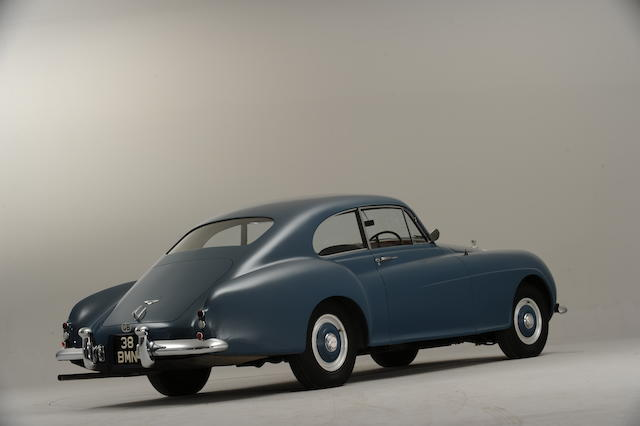 1954 Bentley R-Type 4.5-Litre Continental Fastback