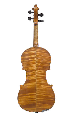 A Violin, French School, circa 1860 (2)