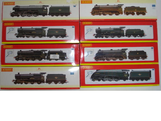 Hornby Railways steam locomotives 9