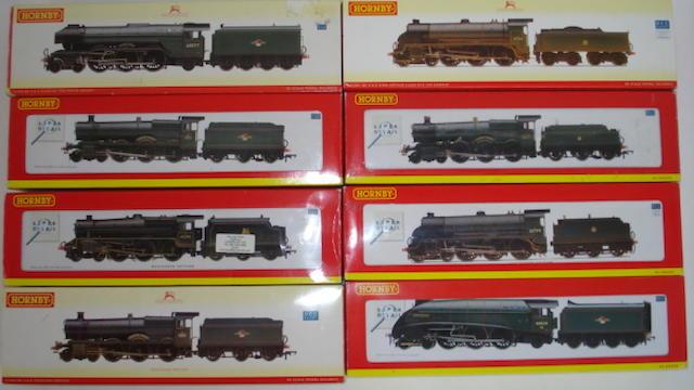 Hornby Railways steam locomotives 9
