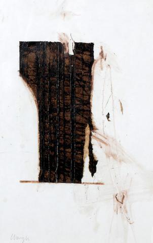 Prunella Clough (British, 1919-1999) 'Demolition 2'