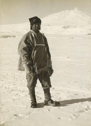 PONTING (HERBERT GEORGE) A collection of 22 images from the Terra Nova expedition