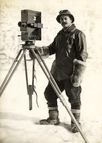 PONTING (HERBERT) A collection of 22 images from the Terra Nova expedition