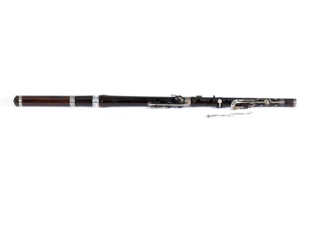 A 1810 monzei flute