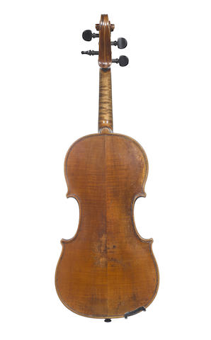 A Violin of the Scottish Hardie School, circa 1810 (2)