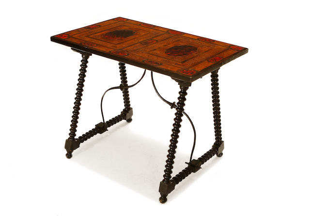 Spanish, 17th Century style table