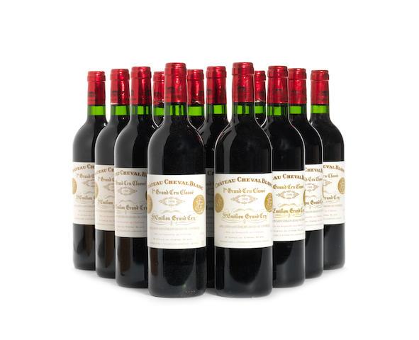 Chateau Cheval Blanc 1998 (12)