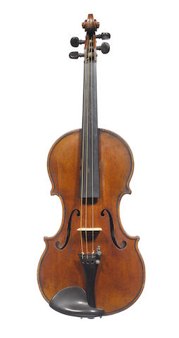 An English Violin by George Craske, circa 1870 (1)