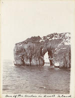 MORRISON (JOHN DONALD) Three albums containing upwards of 250 images recording the two voyages to McMurdo Sound by S.Y. Morning, of which Morrison was Chief Engineer