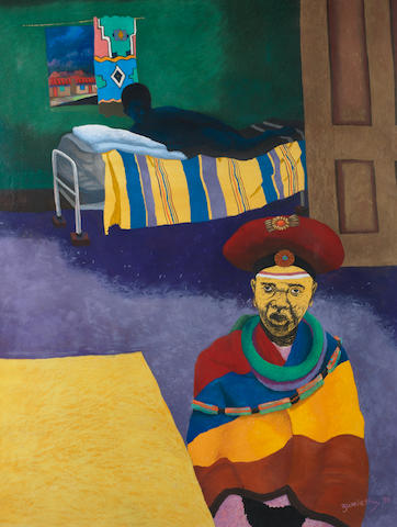 Zwelethu Mthethwa (South African, born 1960) Transition (1998)