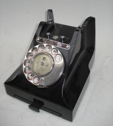 300-series telephones and cases: various models,
