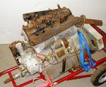 An Anzani 4-cylinder engine for 1920s Frazer-Nash,