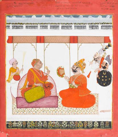 Jodhpur early 19th century
