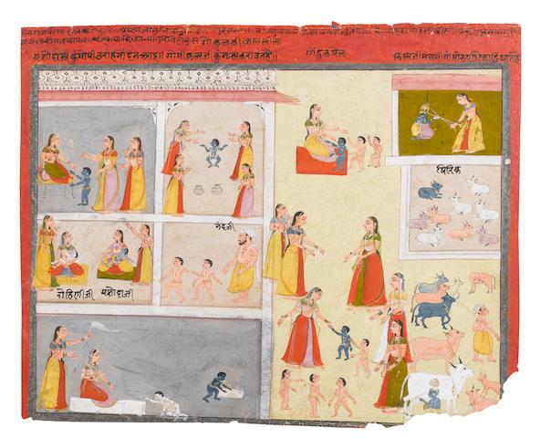 Rajasthan 18th century