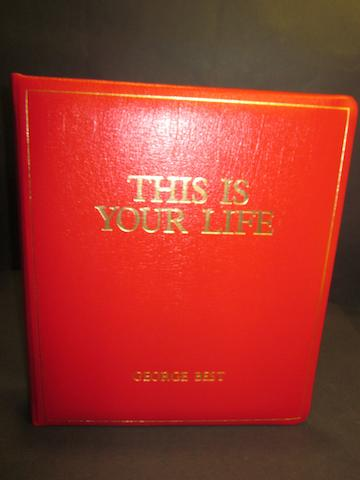 1993 'This is your life' book - George Best