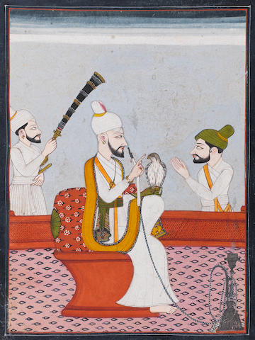 Mandi  Late 18th century