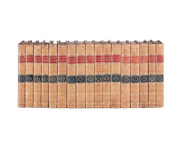 CICERO (MARCUS TULLIUS) The Works: The Letters