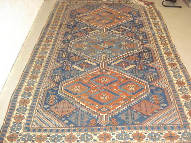 A South Caucasian rug 284cm x 170cm