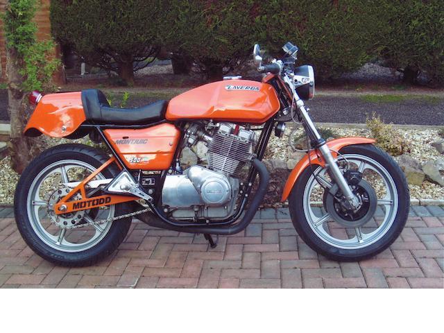 1979 Laverda 497cc Montjuic Mk1 Frame no. 2688 Engine no. 2688