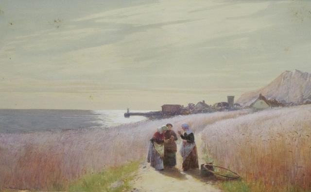 John White, R.I. (British, 1851-1933)