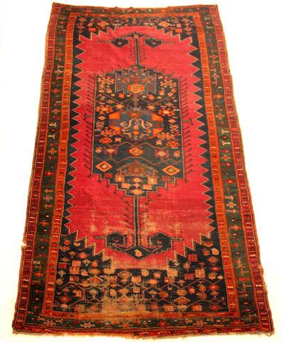 A Karabagh long rug 374cm x 161cm