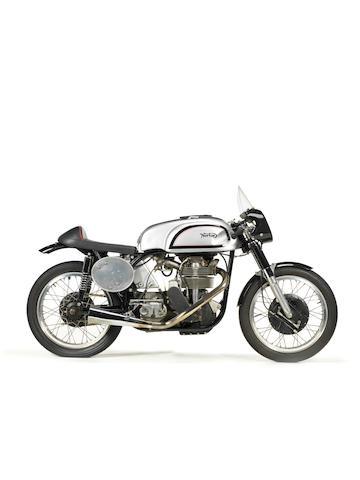 Norton (Mcintosh) 500cc Manx,