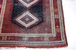 A West Persian rug