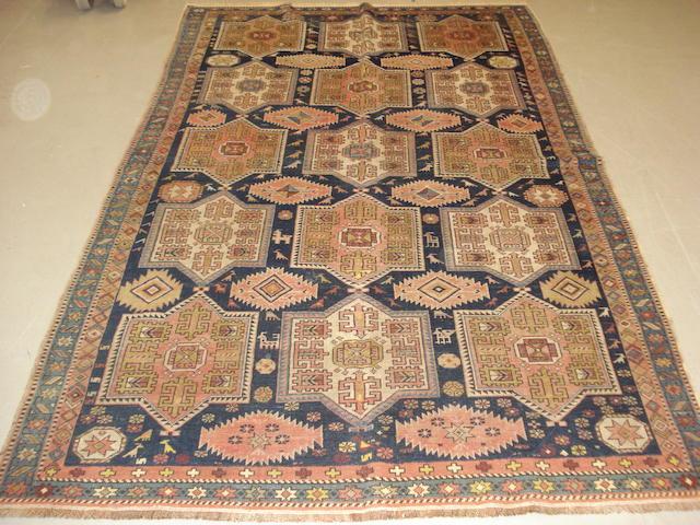 A Shirvan rug East Caucasus, 245cm x 155cm