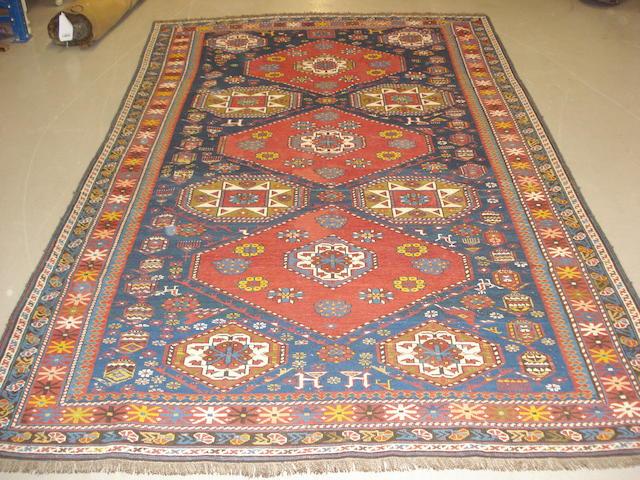 A Shirvan rug East Caucasus, 266cm x 170cm