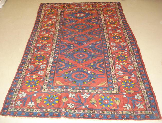 A Bakhtiar rug, West Persia, 223cm x 138cm