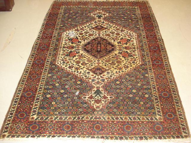A Bakhtiar rug, West Persia, 198cm x 138cm