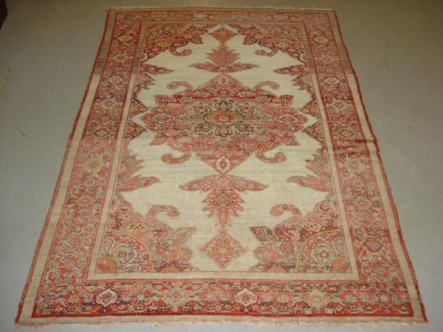 A Malayir rug, West Persia, 210cm x 130cm