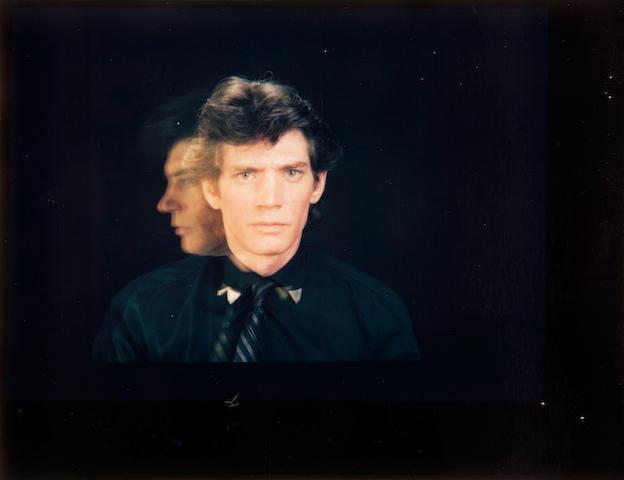 Robert Mapplethorpe (American, 1946-1989) Self portrait, c. 1985