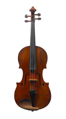 A French Violin by Jacques Pierre Thibout