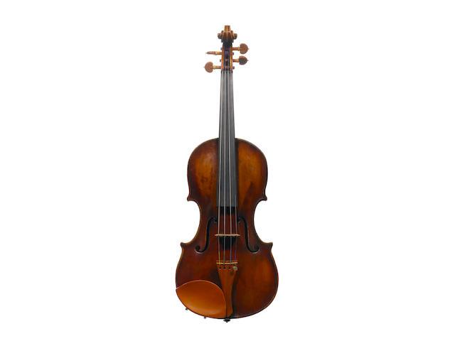 A Violin of the Venetian School, circa 1780 (2)