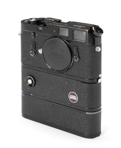 A Leica M4M,