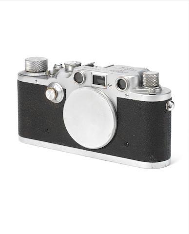 Rare Leica IIIc,