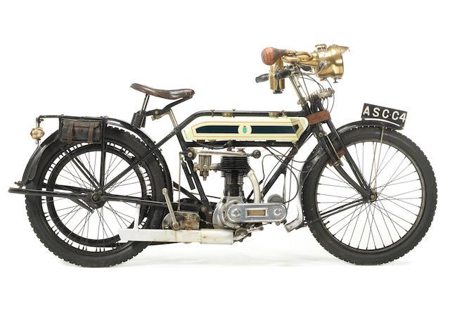 1915 Triumph Model H
