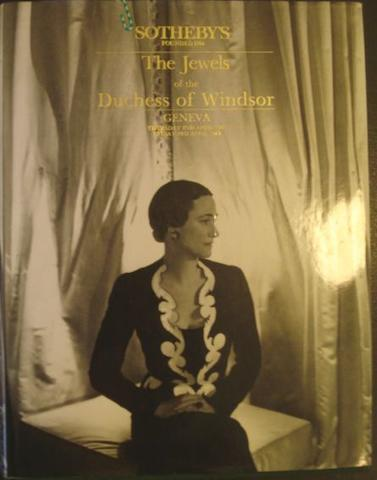 The Jewellery of the Duchess of Windsor