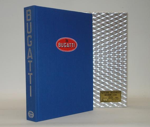 Hugh Conway & Maurice Sauzay: Bugatti Magnum;