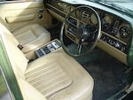 1987 Bentley Eight Sports Saloon  Chassis no. SCBZS8001HCH20858 Engine no. 60885L410I/9