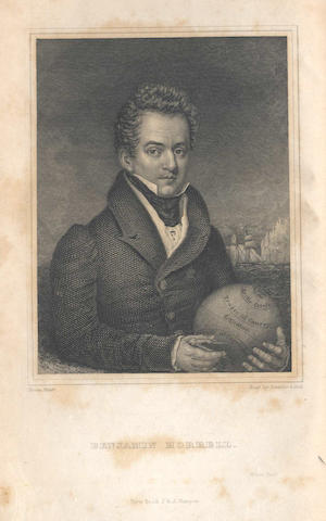 MORRELL (BENJAMIN) A Narrative of Four Voyages, to the South Sea, North and South Pacific Ocean, Chinese Sea, Ethiopic and Southern Atlantic Ocean, Indian and Antarctic Ocean, FIRST EDITION, New York, Harper, 1832