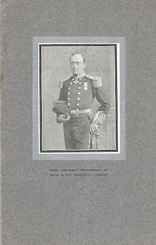 PONTING (HERBERT ) With Captain Scott to the South Pole... The Complete Cinematograph Diary of Captain Scott's Memorable Journey...; and 4 other items, inc. advertisement slip (5)