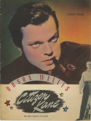 Citizen Kane,  RKO Pictures, 1941,